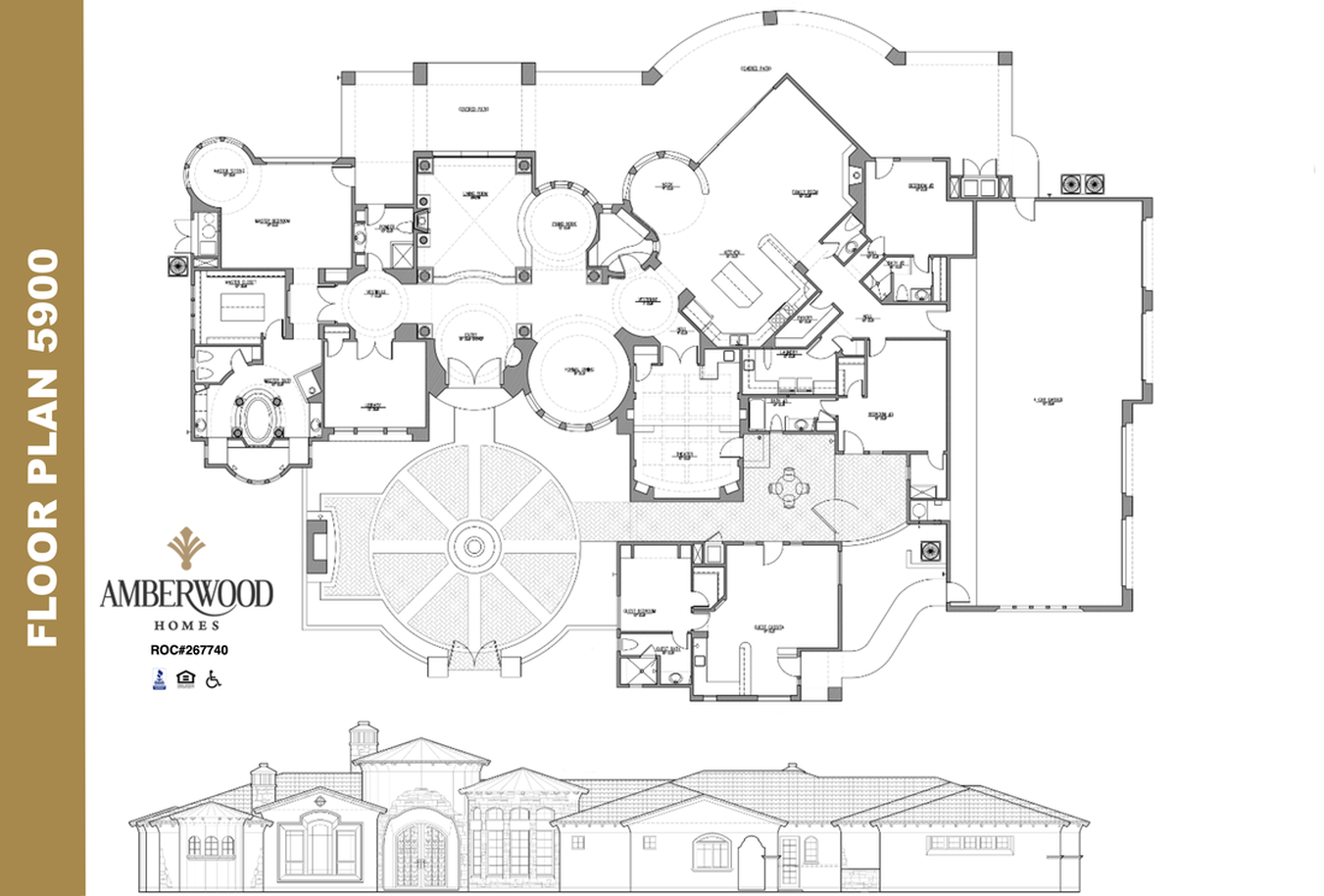 Amber with Holmes floorplans and Designs, by Billy Johnson